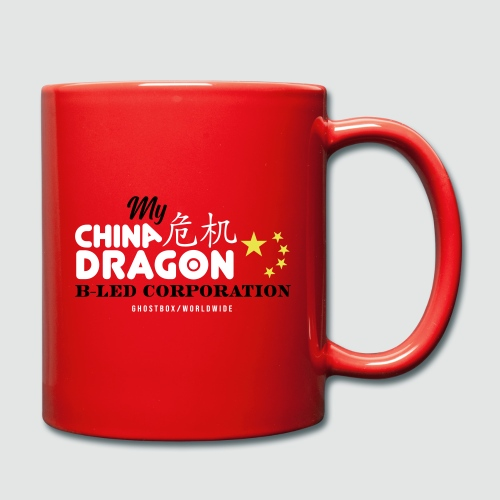 China Dragon B-LED Corporation Ghostbox Hörspiel - Tasse einfarbig