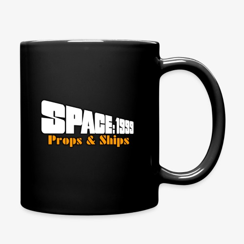 Space 1999 Props and Ships FB logo Small 2 sided - Full Colour Mug