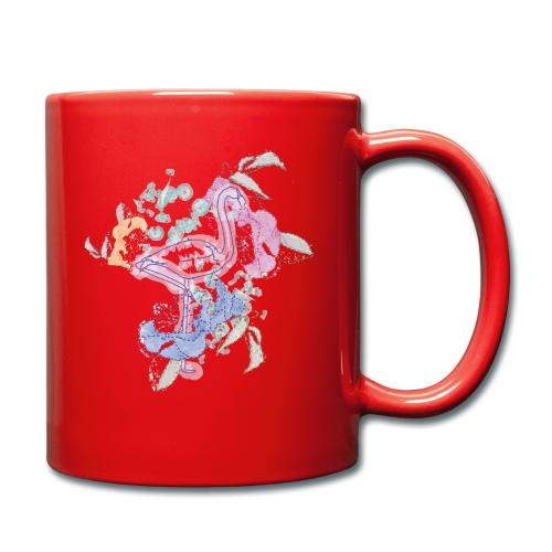 peacock - Full Colour Mug