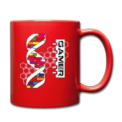 gamer helix - Tasse einfarbig