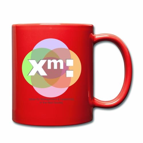 xm-institute Logo Edition - Tasse einfarbig
