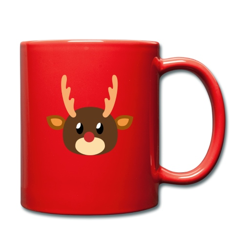 Rentier »Rudy« - Full Colour Mug