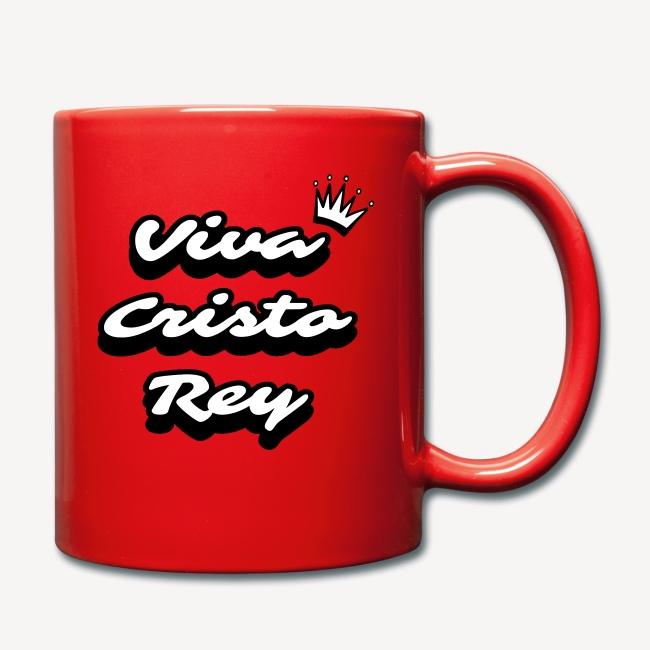 VIVA CRISTO REY