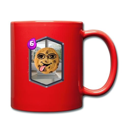 Cookie Man - Tasse einfarbig