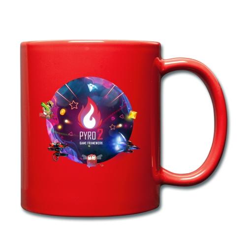 Pyro 2 Game Framework - Mok uni