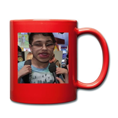 Karim ist nicer als 1 Ryu - Tasse einfarbig