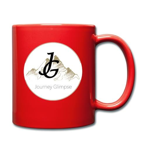 Journey Glimpse Logo - Tasse einfarbig