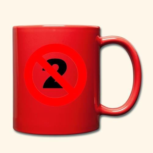 Nondualism - Tasse einfarbig
