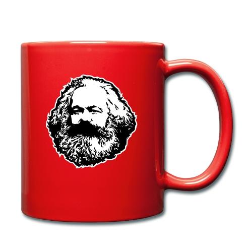 Karl Marx - Tazza monocolore
