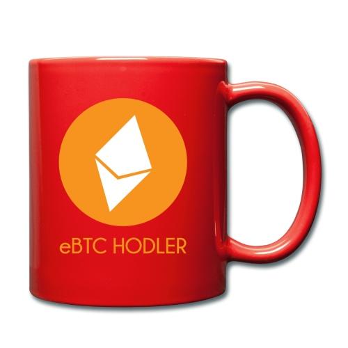 eBTC Hodler - Mug uni