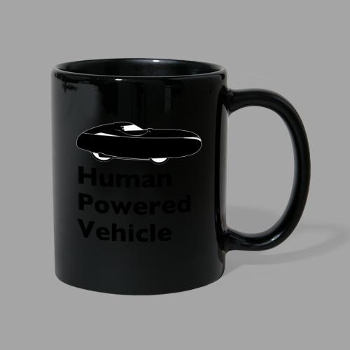 Quest Human Powered Vehicle 2 black - Yksivärinen muki