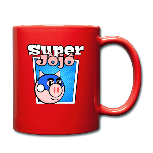 Super Jojo Game Icon - Full Colour Mug