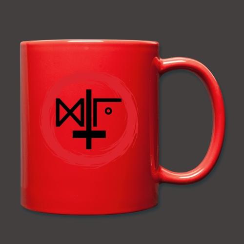 Logo Gu Croix Noir - Mug uni