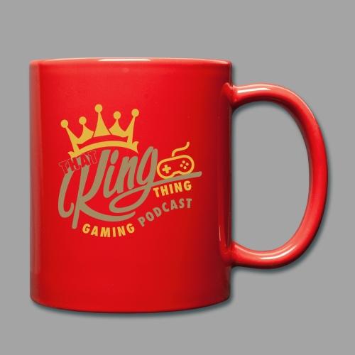 That King Thing Logo (dark) - Full Colour Mug