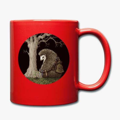 Hérisson du renouveau - Mug uni