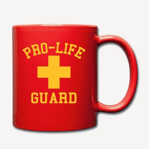 PRO-LIFE GUARD - Full Colour Mug