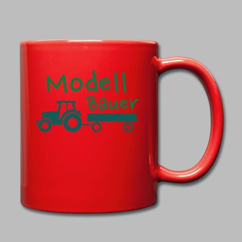 Modellbauer - Modell Bauer - Tasse einfarbig