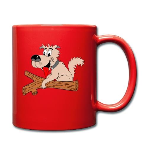 t shirt amusant chien drole humour - Mug uni