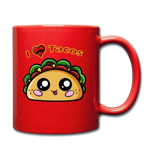 I Love Tacos - Mug uni