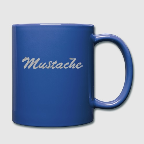 White Lettering - Full Colour Mug