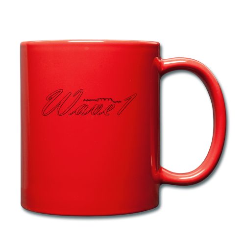 Wave1 SE - Ensfarvet krus