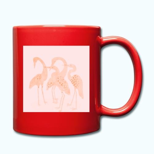 Stork family - Full Colour Mug