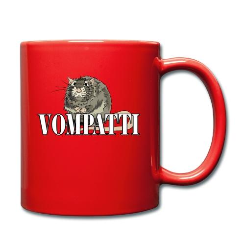 Vompatti - Yksivärinen muki