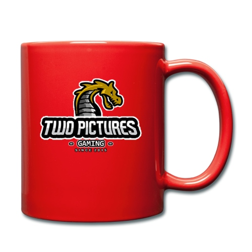 TwoPictures Gaming - Yellow Logo 2017 - Tasse einfarbig