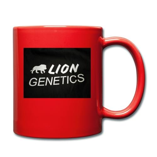 Liongenetics Logo - Tasse einfarbig