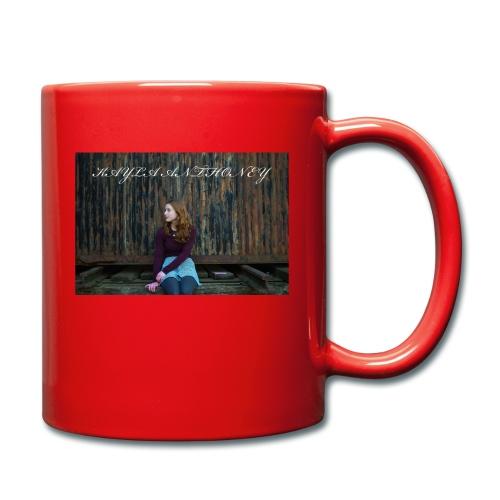 Kayla Anthoney Personal - Tasse einfarbig