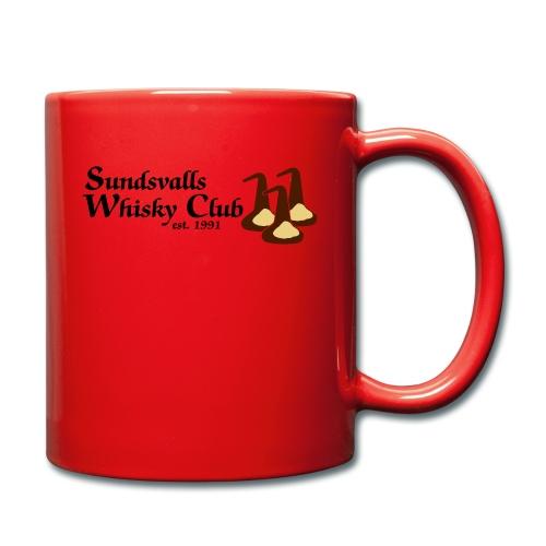 SWC - Enfärgad mugg