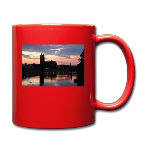 Magdeburger Dom - Tasse einfarbig