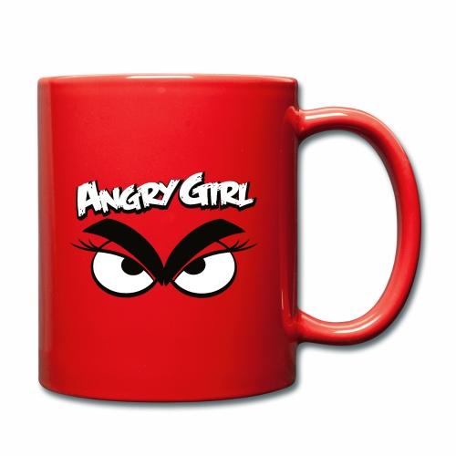 ANGRY GIRL - Mug uni