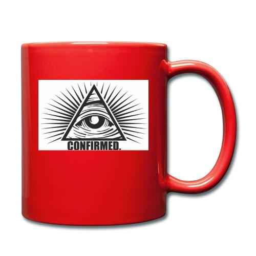 illuminati - Tasse einfarbig