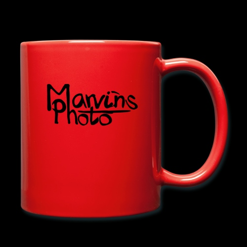 Marvins Photo - Tasse einfarbig