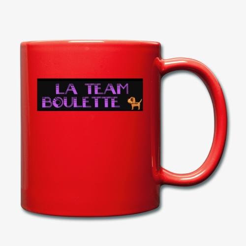 La team boulette - Mug uni