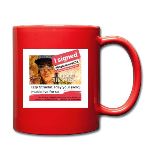 Izzyconcert2018 - Full Colour Mug