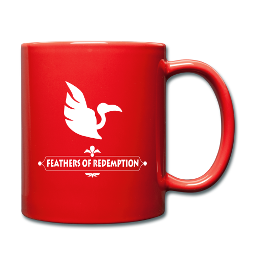 Feathers of Redemption - Full Colour Mug