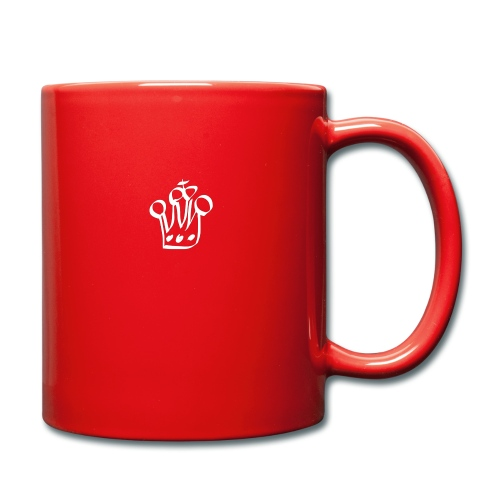 MTeVrede 6 kroon wit2 - Full Colour Mug