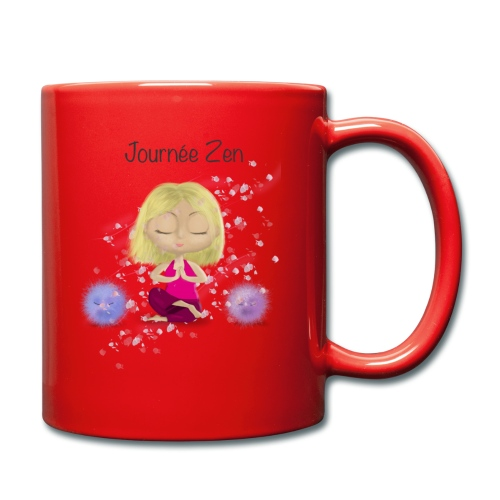 Journée Zen - Mug uni
