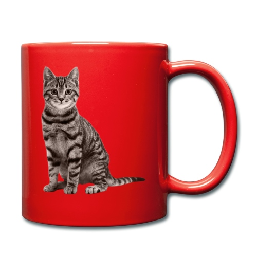 Cute cats (full set) - Full Colour Mug