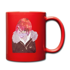 Yuri the traveler - Full Colour Mug