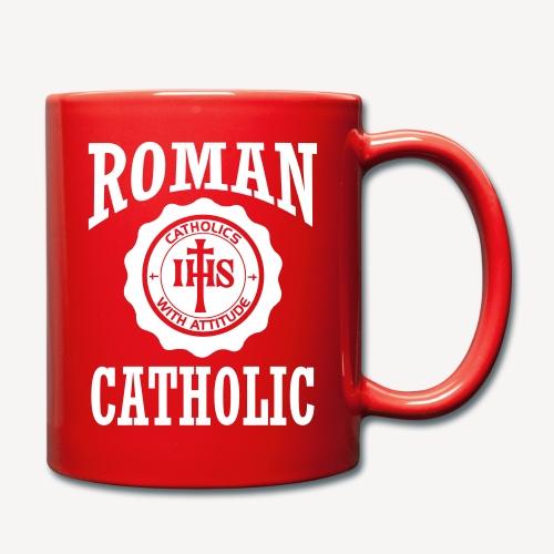 ROMAN CATHOLIC - Full Colour Mug