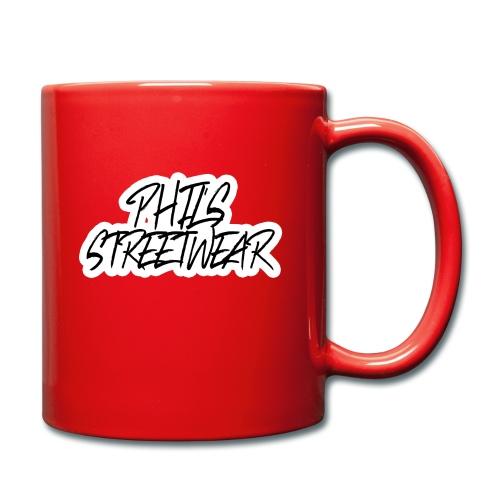 Street Tag - Tasse einfarbig