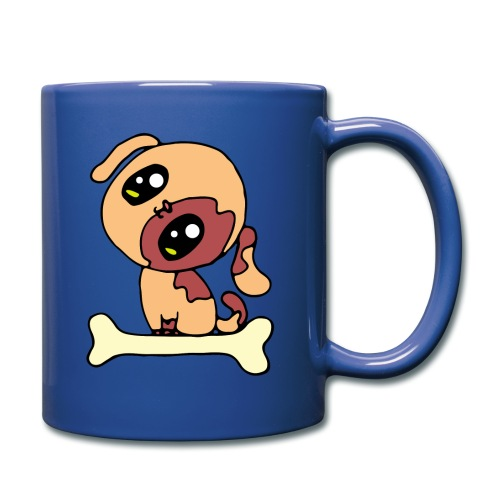 Kawaii le chien mignon - Mug uni