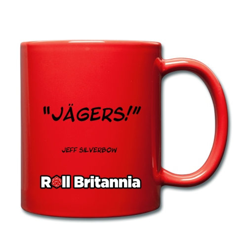 Jagers! - Jeff Silverbow - Full Colour Mug