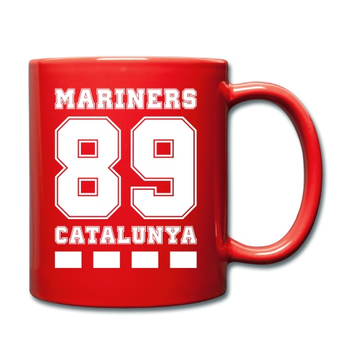 MarinersCatalunya White - Taza de un color