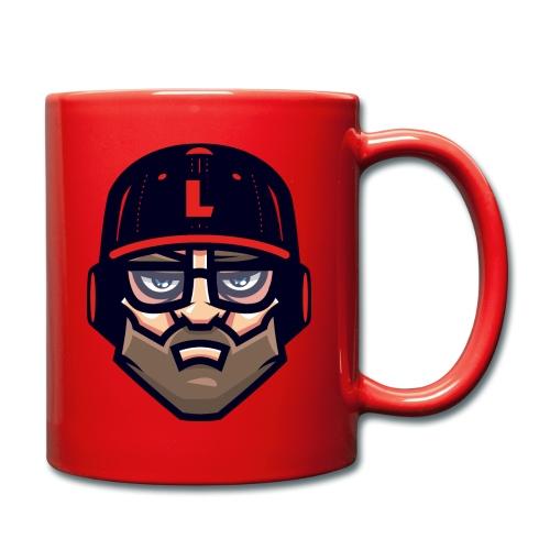 luckii head - Mug uni