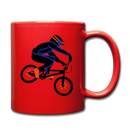 BMX Rider Dark - Mok uni