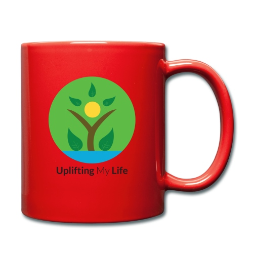 Uplifting My Life Official Merchandise - Full Colour Mug